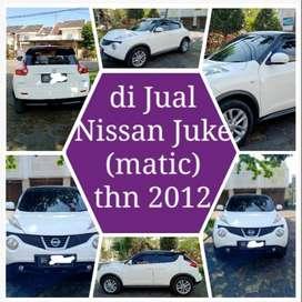 Nissan Juke 2012 Matic