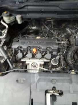 Jual mobil CRV tahun 2007 mulus terawat dan jarang pakai