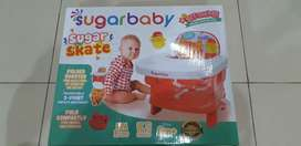 Sugarbaby Sitonme Folded Booster Seat Baby Chair