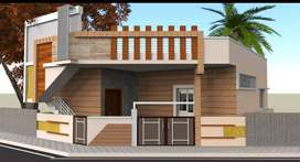 2BHK Residential Building