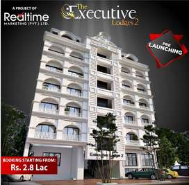 1 Bed Apartment Booking only Rs. 2.8 Lac