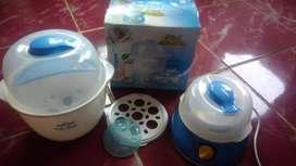 Pemanas Botol susu bayi atau sterilizer