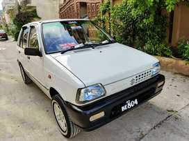 Suzuki mehran for sale no touching bumper to bumper genuine