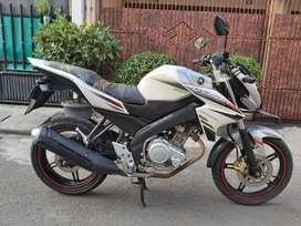 Yamaha vixion 150 cc th 2014 plat 2024 pjk pnjng baru byr mesin halus