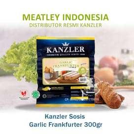 Sosis kanzler daging sapi siap makan dan lezat kualitas premium