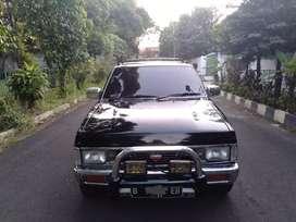 Nissan Terrano 2.4KingRoad 1997 MT TV CD DVD USB Jok Kulit Velg R17