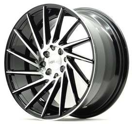 Nagano-SISI2327-HSR-Ring-17x75-85-H8x100-1143-ET40-Black-Machine-Face3