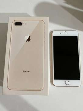 top model i phone 8 plus available with bill box  with all variants