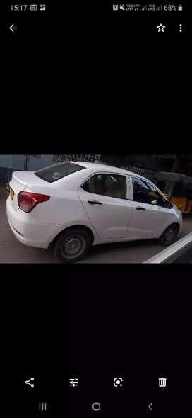 Hyundai xcent 2018 model