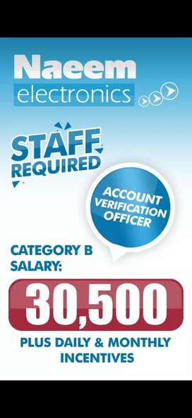 Account Verification Officer