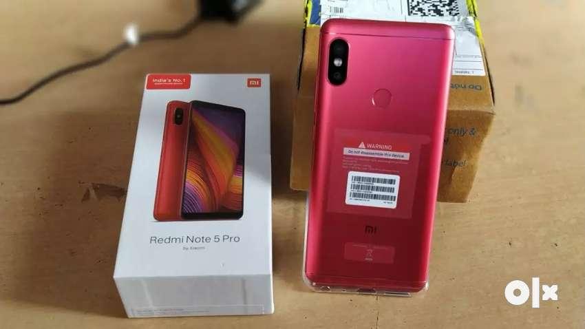 Redmi note 5 pro red edition 4gb/64 gb 0