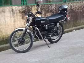 Brand Yamha RX100  99cc Year 1994