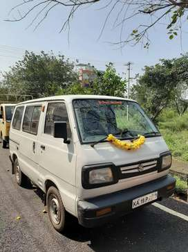 Maruti Suzuki Omni 2006 LPG Well Maintained