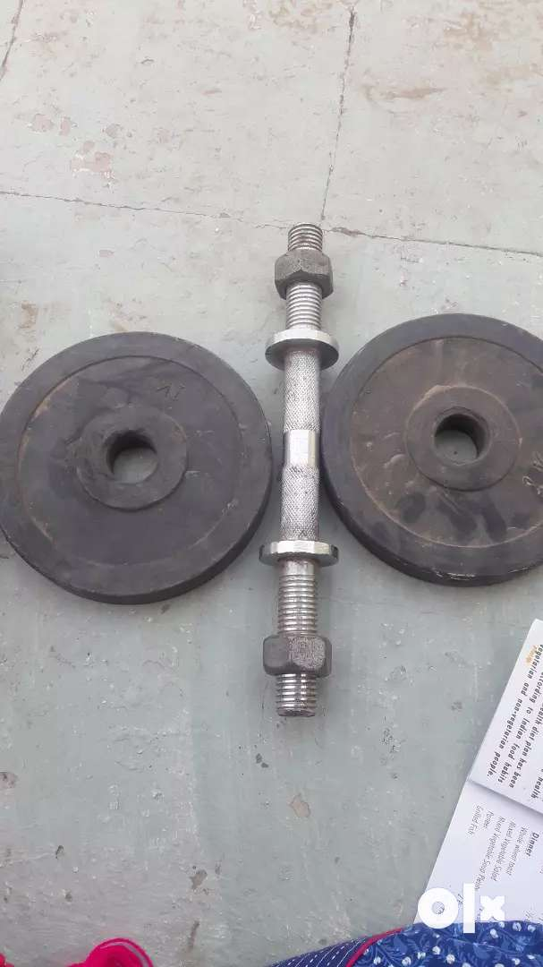 Dumbels to fit you 0
