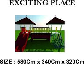 Exciting Place Permainan Anak Outdoor
