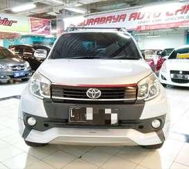 Toyota rush 2016 TRD ultimo Manual istimewa Dp 27 juta