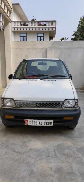 Maruti 800AC LPG/Petrol