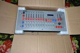 Mixer dmx 512 belum pernah pakai