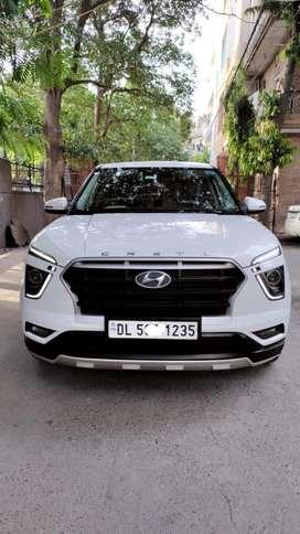 Hyundai Creta 1.6 E Plus, 2020, Petrol