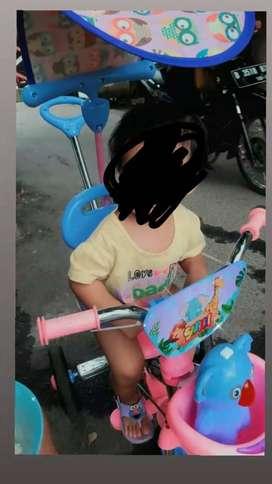 Dijual sepeda anak