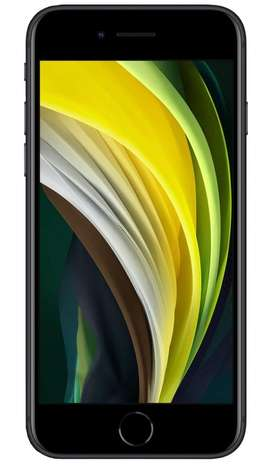 i phone se 2020 screct less or dent less brand new condition.