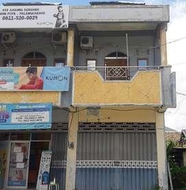Dijual Ruko 2 lantai. Letak strategis, Sebelah Gedung Darma Wanita