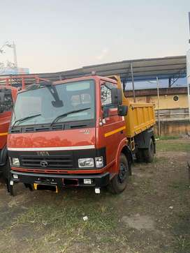 Brand new tata 912 hydralic truck for rent