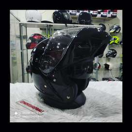 Helm modular flip up 2nd ori Shoei neotec japan