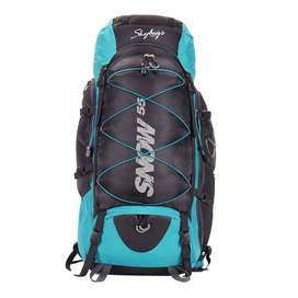 Skybags Snow Rucksack - 55 L (Blue)
