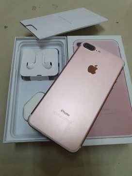 Iphone 7 plus 32gb rose kondisi istimewa sesuai deskripsi