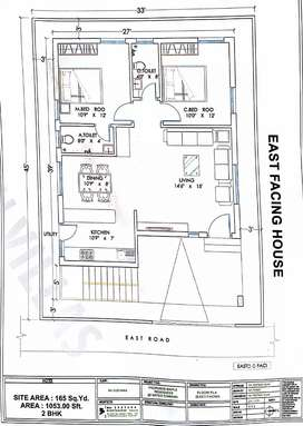 DTCP approved layout (houses, plots)
