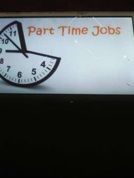 you want to follow daily basis part time job, just contact me