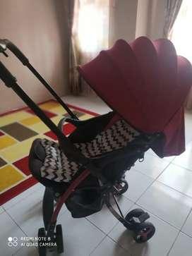 Stroller baby second