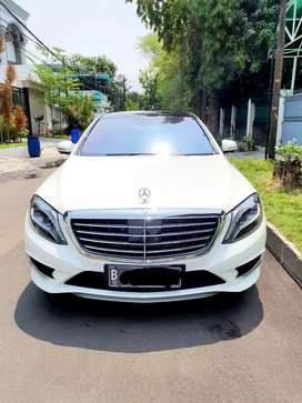 Mercedes Benz S400 2014 Amg Package