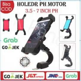 Holder Motor Braket Pegangan Hp Buat di Spion Universal