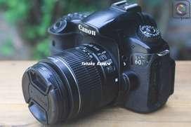 Canon 60D lensa kit