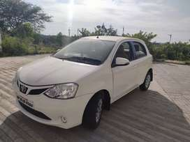 Showroom condition Toyota Etios Liva for sale only 14000 km driven