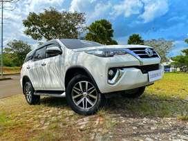 Toyota Fortuner 2.4 VRZ Solar Matic Tahun 2018