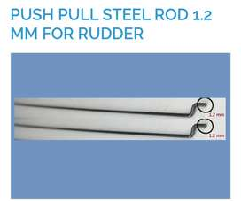 Push Pull Road for RC airplane su27 DIY kit