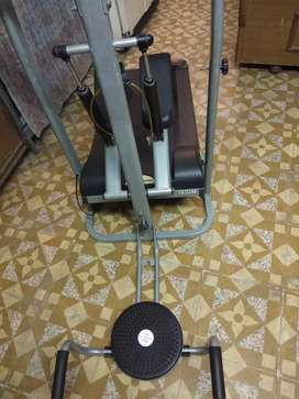 Tredmail very very good condition 4 in 1