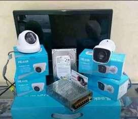 kamera cctv berkualitas harga terjangkau ,bergaransi gratis pemasangan