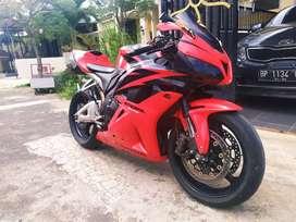 FS(Di Jual) Red CBR 600R