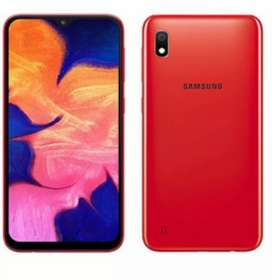 Samsung A10 red used