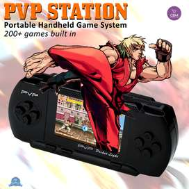 PVP Station Light 3000 |Builtin 8000 Games  Handheld Game Tv Console