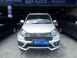 [OLX Autos] Daihatsu Terios 1.5 R Deluxe Bensin 2008 MT Silver #MJ