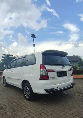 KIJANG INNOVA DIESEL TYPE G 2015 AT