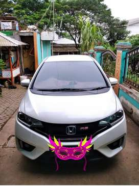 All New Jazz RS MT 2015/2016