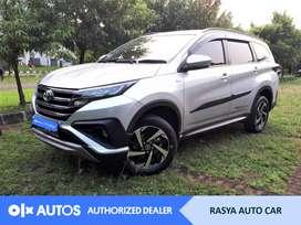[OLX Autos] Toyota Rush 2019 S TRD Bensin M/T Silver #Rasya Auto Car