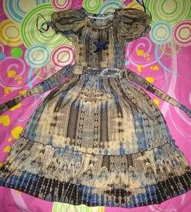 Dress inspirasi anak-anak