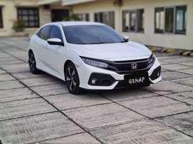 Civic 2018/2019 E Hatchback AT trma tt pajero,fortuner,crv,cx5,xtrail